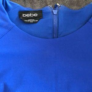 Bebe blue dess